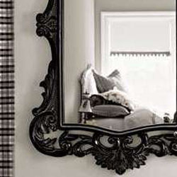 Click here to View Black Antique & Traditional Mirrors