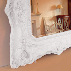 Click here to View White Antique & Traditional  Mirrors