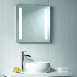 Click here to View Illuminated Bathroom Mirrors