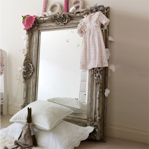 Decorating with mirrors..