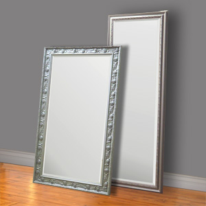 Leaner Mirrors with Style