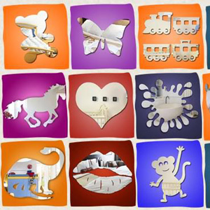 Kids Fun and Novelty mirrors